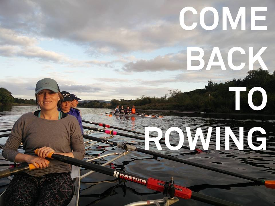 Return to Rowing with Tay Rowing Club