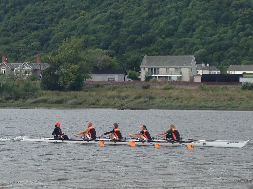 Tay Rowing